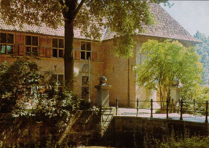 Youth hostel ''t Huis Brecklenkamp' served as IMC host.