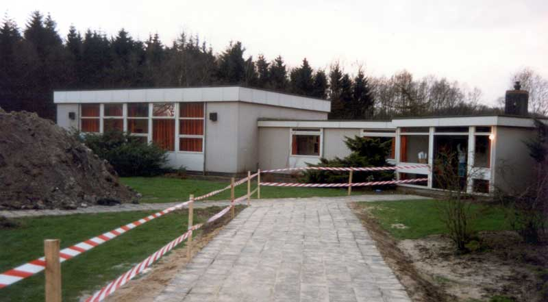 The facilities that served as IMC host in 1988 (credit Casper ter Kuile).