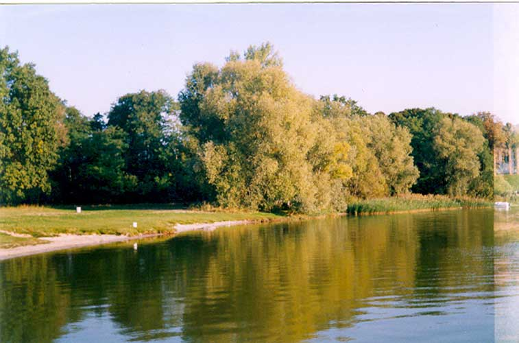 The 2003 IMC host was situated in a beautiful region at a lake (credit Galina Ryabova).