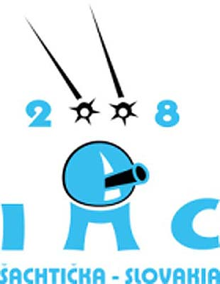 The logo of the IMC 18-21 September 2008, Šachtička, Slovakia