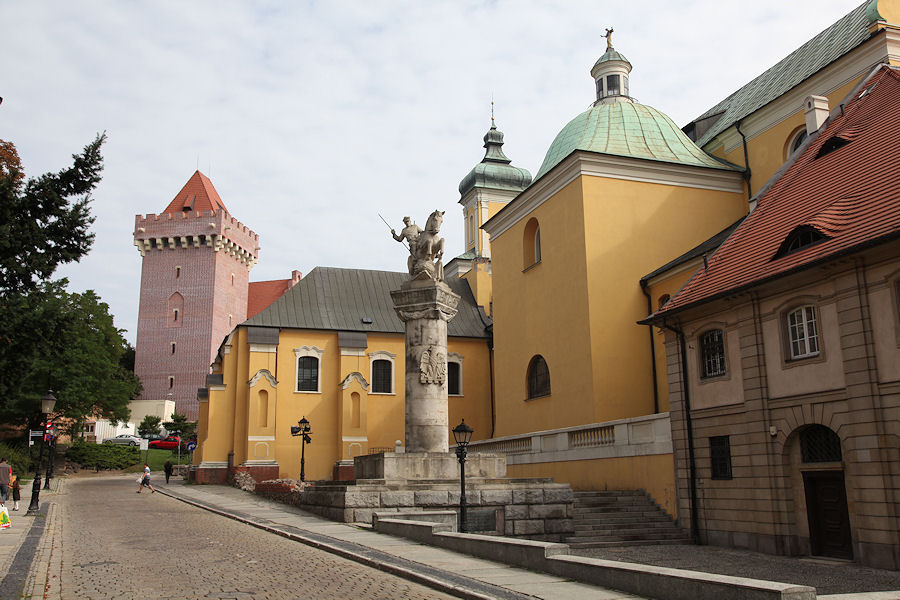 The 32nd IMC was hosted in Poznan, Poland a beautiful city to visit. (credit Dominique Richard).
