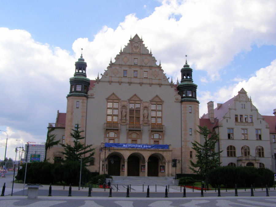 The 32nd IMC was hosted in Poznan, Poland just before the conference 'Meteoroids 2013'. (credit Adriana Roggemans).