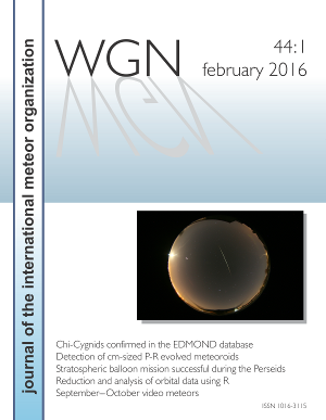 Latest WGN cover