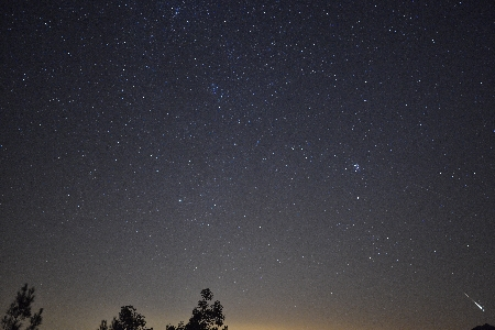 Perseid fireball near the horizon uploaded by Kai  Gaarder
