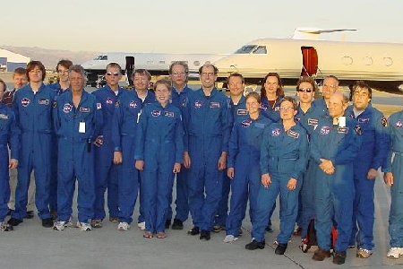 Group Photo 2007 Aurigid Airborne uploaded by Jane Jones