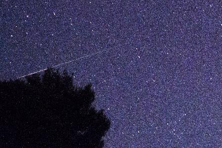 Big Perseid on the Peak Night uploaded by Yannis Manesis