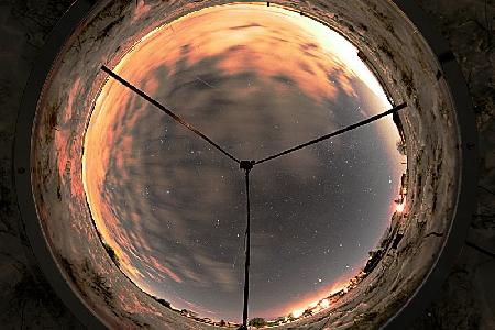 Quadrantid 2010 uploaded by Peter C. Slansky
