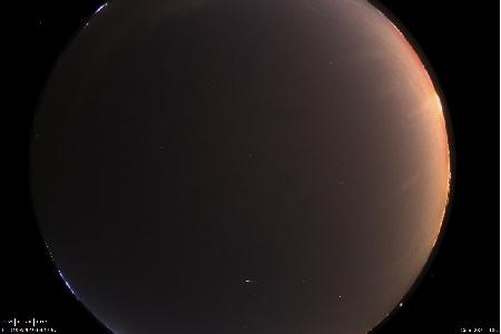 Short Meteor Streak uploaded by Aldrin Gabuya