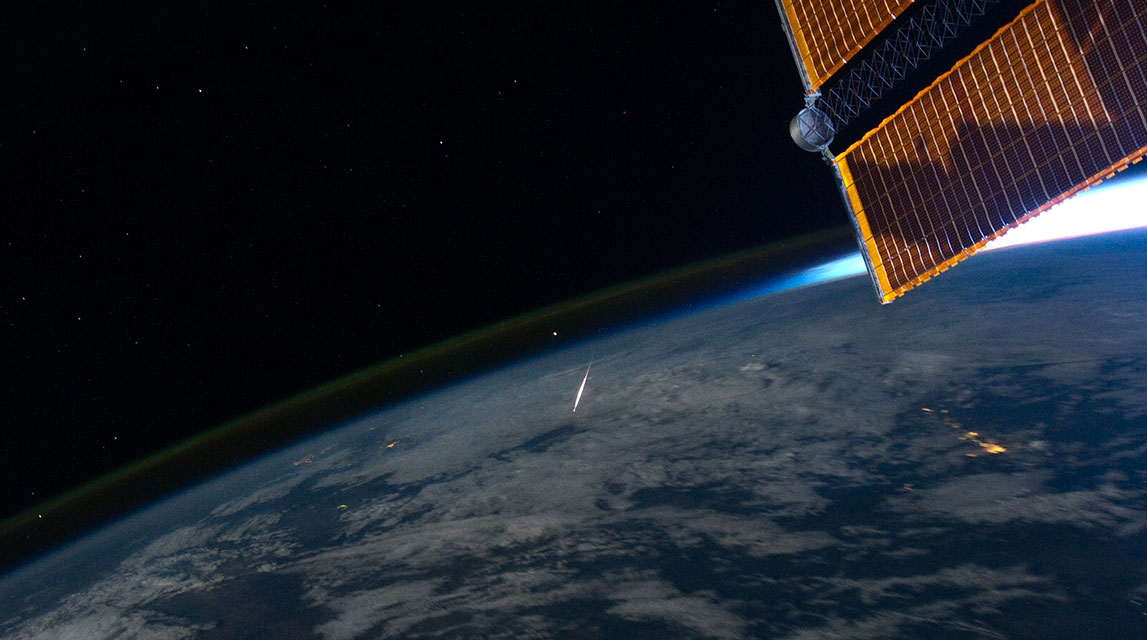 meteor-from-space