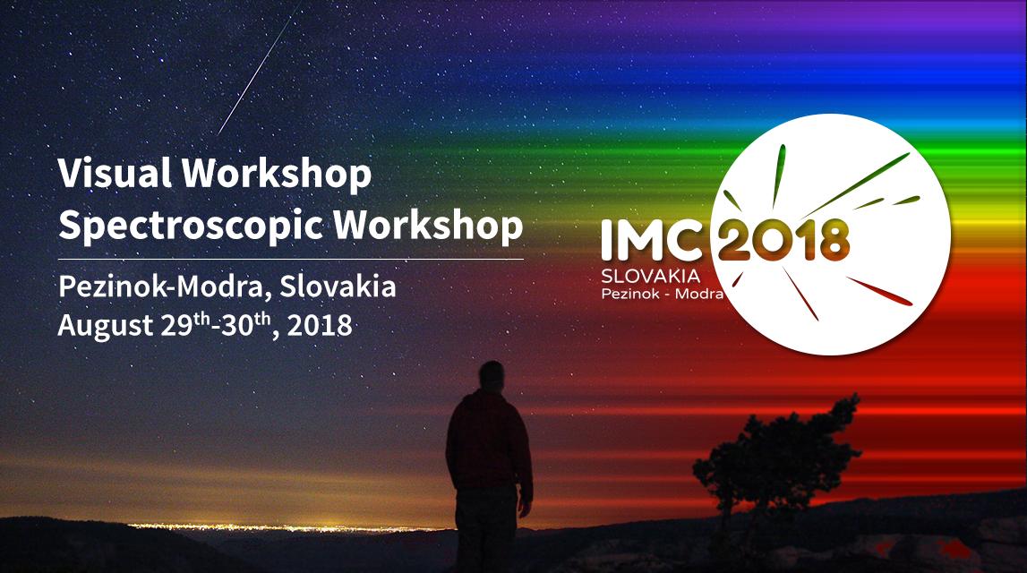 Workshops-IMC2018