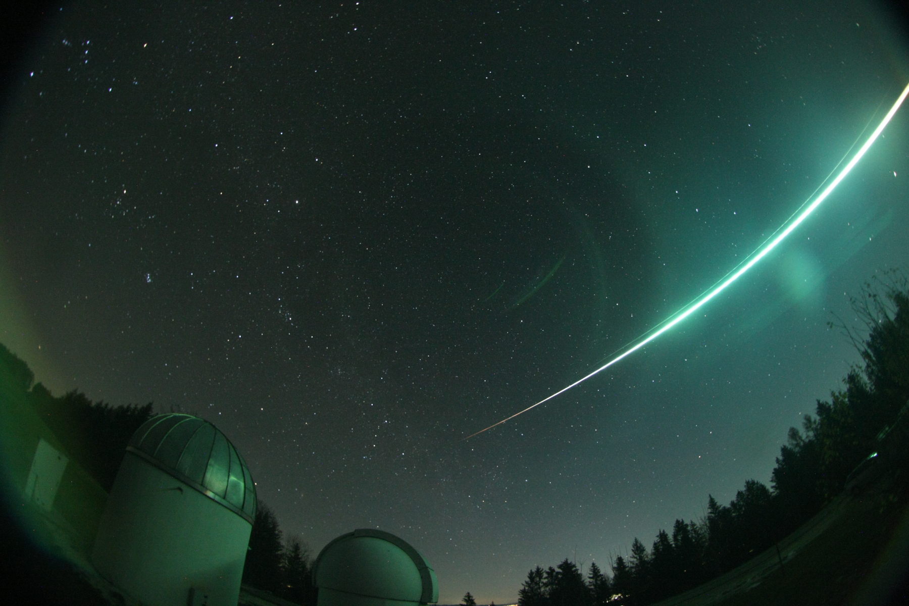 November 19, 2020, 03h 46min UT fireball captured by Erwin F., from Weyregg am Attersee (Austria).